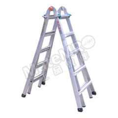 兴安 铝合金二关节折梯 LGF-2-8 额定载荷:120kg  架
