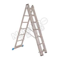 金锚 铝合金多功能组合梯 CE3×14 额定载荷:150kg  个