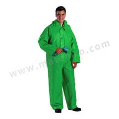 代尔塔 PVC涂层液密防化服 401015  件