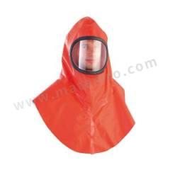 代尔塔 大面屏液密防化头罩 401001  件