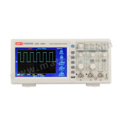 优利德 台式示波器 UTD2025CL 测量输入通道数:2 采样率:250MS/s  台
