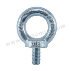 国产 高强度镀锌吊环 M8  个