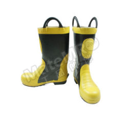 美康 消防灭火防护胶靴 MKF-2801  双