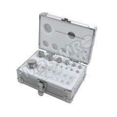 富月 不锈钢普通砝码 PFF21004-1mg-500g 密度:7.9g/cm3 磁化率:0.2~0.05 材质:不锈钢 极化率:F2≤80μT 规格:1mg~500g  盒