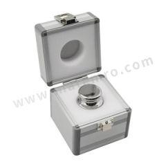 富月 不锈钢标准砝码 BFE21003-50g 磁化率:0.07~0.005 极化率:E2≤8μT 密度:7.94~7.96g/cm3 材质:无磁不锈钢 规格:50g  盒