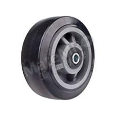科顺 防静电轮 2-40-445C 底板(插杆)规格:92×64mm 安装高度:130mm 脚轮材质:导电轮 轮径×轮宽:100×32mm 载重:114kg  个