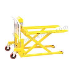 虎力 PL型脚踏式高起升液压搬运车 PL50L 货叉最低离地高度:88mm 货叉最高离地高度:833mm  辆