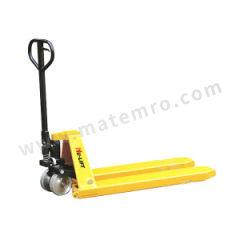 虎力 SHL系列重载型手动液压搬运车 SHL50L 车体颜色:黄色 货叉长度:1150mm 脚轮材质:钢制  辆