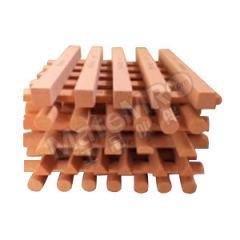 布瑞泽磨具 三角油石 150×6 280#  WA 粒度:280  支