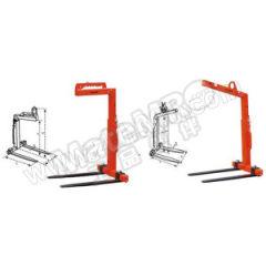 虎力 CK系列平衡吊叉 CK10 货叉尺寸:100×30mm 货叉长度:1000mm 可调货叉宽度:350~900mm  个