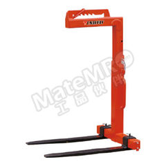 泰得力 CK系列平衡吊叉 CK50 货叉长度:1000mm 可调货叉宽度:530~1000mm 货叉尺寸:150×60mm  个