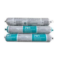 陶熙 建筑胶-耐候密封胶 791 固化特点:中性 固化方式:湿气固化 组份:单组份 颜色:黑色  支