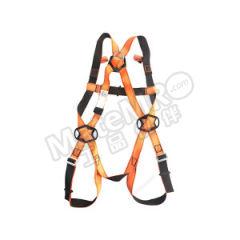 代尔塔 HAR12双挂点全身式安全带 501013  条