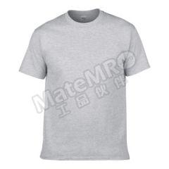 杰丹 短袖涤棉T恤 76000 颜色:灰色  件