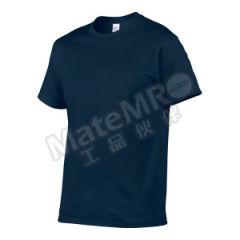 杰丹 短袖纯棉T恤 76000 颜色:藏青色  件
