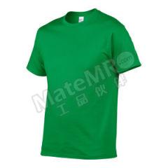 杰丹 短袖纯棉T恤 76000 颜色:爱尔兰绿  件
