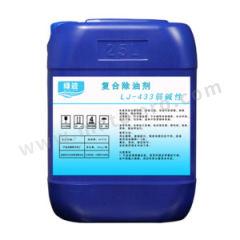 绿迹 复合除油剂 LJ-433 清洁剂类型:水基  桶