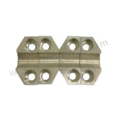 通用 对焊机焊接铜钳口 φ14mm  套