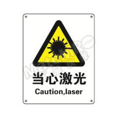 安赛瑞 GB安全标识(当心激光) 35051  张