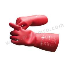 安全 1级10kV乳胶绝缘手套 0346 测试电压:10kV  副