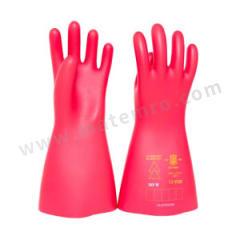 安全 3级30kV乳胶绝缘手套 0349 测试电压:30kV  副