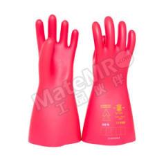 安全 00级2.5kV长款乳胶绝缘手套 0341 测试电压:2.5kV  副