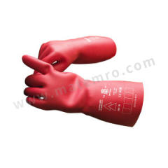 安全 1级10kV乳胶绝缘手套 0345 测试电压:10kV  副