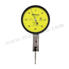 三丰 杠杆表-水平型 513-404-10E 测力:<0.3N 表盘直径:40mm  把