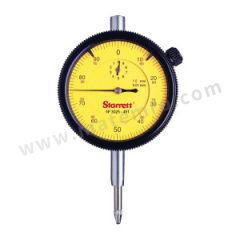 施泰力 3025系列机械式表盘千分表 3025-257J 测量范围:0~0.1mm 分度值:0.001  个