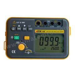 胜利 数字绝缘电阻测试仪高压兆欧表 VC60F  台