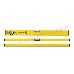 西德宝 70型水平尺 STABILA-02282/2 材质:铝合金  把