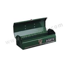 """世达 手提工具箱 SATA-95115 规格:16"""" 长度:420mm 宽度:155mm 高度:120mm 材质:钢板 颜色:绿色  只"""