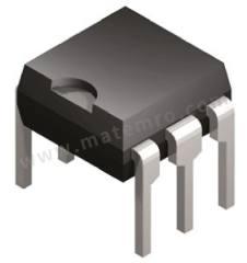 光耦合器 MOC3023VM 安装类型:通孔安装 输出设备:可控硅 最大正向电压:1.5V 通道数目:1 针数目:6 封装类型:DIP 输入电流类型:交流 最大输入电流:60 mA 隔离电压:5300 Vrms 逻辑输出:是  包