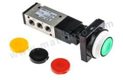 VZM500 系列 黑色,绿色,红色,黄色 按钮 ADC 气动手动控制阀 VZM550-01-33 控制机制:按钮 功能:5/2 连接口螺纹:Rc 1/8 螺纹尺寸:1/8in 螺纹标准:Rc 制造商系列:VZM500 控制按钮/开关颜色:黑色,绿色,红色,黄色 最大操作压力:0.7 MPa 主体材料:ADC 最低工作温度:-5°C 最高工作温度:+60°C 端口数目:5/2  个