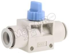 VHK 系列 蓝色 旋钮 PBT的 气动手动控制阀 VHK3-12F-12F 控制机制:旋钮 功能:3/2 制造商系列:VHK 控制按钮/开关颜色:蓝色 最大操作压力:1 MPa 主体材料:PBT的 最低工作温度:0°C 最高工作温度:+60°C 端口数目:3/2  个