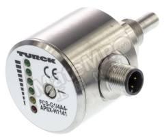 流量控制器 FCS-G1/4A4-AP8X-H1141 最大流量:1 → 150(水)cm³/s,3 → 300(油)cm³/s 电气连接:M12 连接器 控制输出:PNP 安装样式:紧凑型 电源电压:21 → 26 V 直流 显示屏幕:LED 管直径范围:1/4 in 最低工作温度:-25°C 最高工作温度:+80°C  个