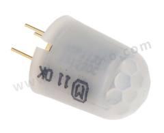 NaPiOn AMN11112 探测器类型:PIR 运动探测器 传感器半径:5m 直径:11mm 高度:14.5 mm 系列:NaPiOn  个