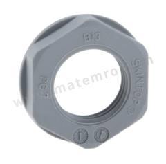 锁紧螺母 53019000 材料:玻璃纤维 PA 螺纹尺寸:PG7 颜色:灰色 IP防护等级:IP68 最低工作温度:-20°C 最高工作温度:+100°C  包