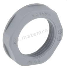 锁紧螺母 53019030 材料:玻璃纤维 PA 螺纹尺寸:PG13.5 颜色:灰色 IP防护等级:IP68 最低工作温度:-20°C 最高工作温度:+100°C  包