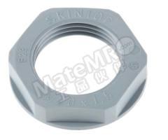锁紧螺母 53119020 材料:聚酰胺 螺纹尺寸:M20 颜色:灰色 IP防护等级:IP68 最低工作温度:-20°C 最高工作温度:+100°C  包