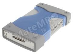 USB 数据采集 U2531A 输入通道数目:4 采样率:2Msps 分辨率:14 位 连接:USB 2.0 板载内存:8M points 电源:市电 输入类型:模拟,数字式 重量:565g 高度:44mm 型号(P):U2531A 最高工作温度:+55°C 长度:182.4mm 宽度:120mm 最低工作温度:0°C  个