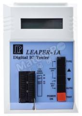 集成电路测试仪 Leaper-1A 测试仪类型:集成电路 显示器类型:LCD 电池类型:9V 电源:电池 重量:312g 高度:45mm 长度:160mm 最高工作温度:+45°C 最低工作温度:+5°C 宽度:110mm 型号(P):Leaper-1A  个