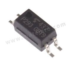 光耦合器 TLP293(E 安装类型:表面安装 输出设备:晶体管 最大正向电压:1.4V 通道数目:1 针数目:4 封装类型:SOIC 输入电流类型:直流 典型上升时间:2µs 最大输入电流:50 mA 隔离电压:3750 Vrms 最大电流传输比:600% 典型下降时间:3µs  包
