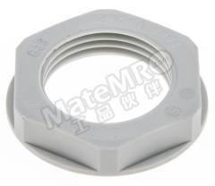 锁紧螺母 53119023 材料:玻璃纤维强化塑料( GRP ) 螺纹尺寸:M20 颜色:灰色 最低工作温度:-40 °C, -20 °C 最高工作温度:+100°C  包