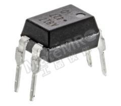 光耦合器 HCPL-817-00DE 安装类型:通孔安装 输出设备:晶体管 最大正向电压:1.4V 通道数目:1 针数目:4 封装类型:DIP 输入电流类型:直流 典型上升时间:4µs 最大输入电流:5 mA 隔离电压:5000 Vrms 最大电流传输比:600% 典型下降时间:3µs  包