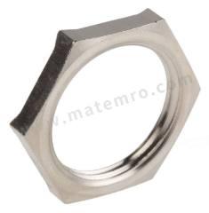 锁紧螺母 52103330 材料:镀镍黄铜 螺纹尺寸:M25  包