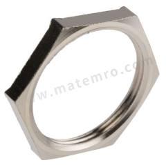 锁紧螺母 52103340 材料:镀镍黄铜 螺纹尺寸:M32  包