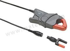 I200S 电流钳 I200S 高效精确度:≤1.5 + 0.5 A(200 A 范围)%,≤2 + 0.5 A(20 A 范围)% 最大导体尺寸:20mm 安全类别:CAT III 600V 安全类别电压:600V 型号(P):I200S 安全类别等级:CAT III  个