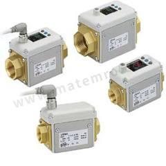 流量控制器 LFE2D6F 最大流量:100 L/min 电源电压:24 V 直流 显示屏幕:LCD 系列:LFE  个