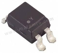 光耦合器 LTV-817S-TA1 安装类型:表面安装 输出设备:晶体管 最大正向电压:1.4V 通道数目:1 针数目:4 封装类型:PDIP 输入电流类型:直流 典型上升时间:4µs 最大输入电流:50 mA 隔离电压:5000 Vrms 最大电流传输比:600% 典型下降时间:3µs 系列:LTV-8x7 特殊功能:双列直插式 SMD 封装,高隔离电压  RL